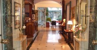 Hotel d'Angleterre Saint Germain des Prés - פריז - לובי