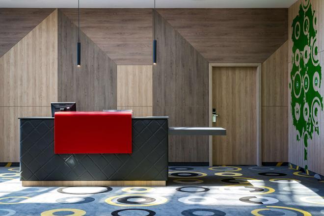 Park Inn by Radisson Hotel & Spa Zalakaros - Zalakaros - Lobby