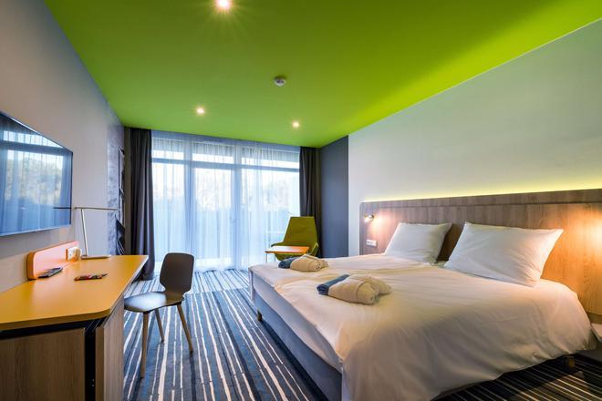 Park Inn by Radisson Hotel & Spa Zalakaros - Zalakaros - Bedroom