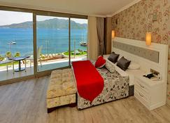Green Nature Diamond Hotel - Marmaris - Schlafzimmer
