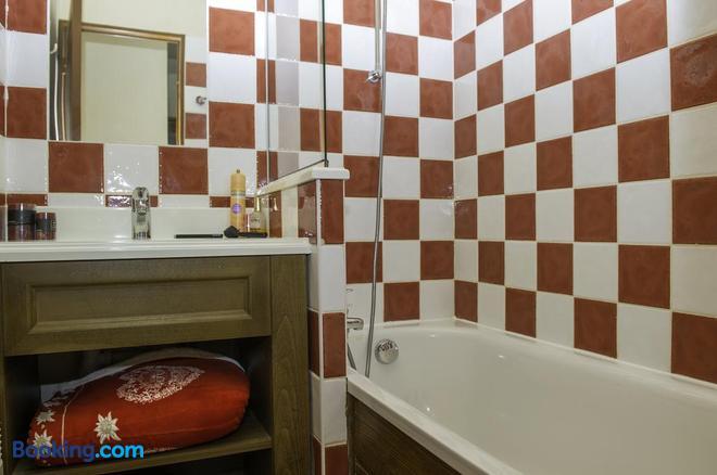 Residence Goelia Les Chalets Valoria - Valloire - Bathroom