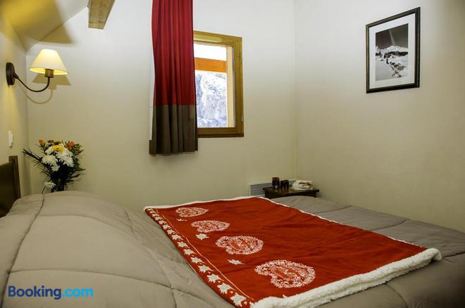 Residence Goelia Les Chalets Valoria - Valloire - Bedroom