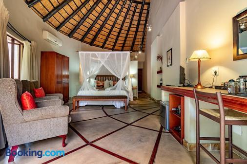 Blue Jay Lodge - Hazyview - Bedroom