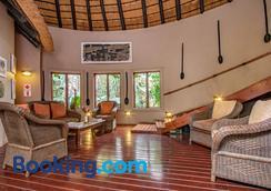 Blue Jay Lodge - Hazyview - Lounge