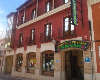 Hostal Posada Entreviñas - Valdepeñas - Building