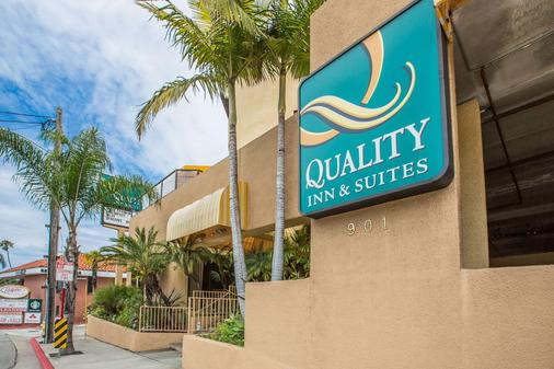 Quality Inn and Suites Hermosa Beach - Hermosa Beach - Building
