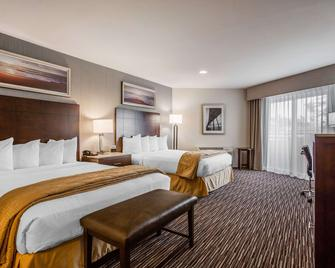 Quality Inn and Suites Hermosa Beach - Hermosa Beach - Slaapkamer