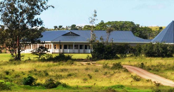 Premier Resort Mpongo Private Game Reserve - East London - Κτίριο