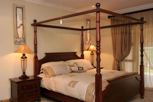 Premier Resort Mpongo Private Game Reserve - East London - Phòng ngủ