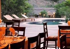 Premier Resort Mpongo Private Game Reserve - East London - Bể bơi