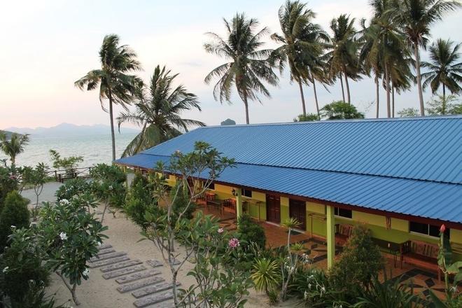 Tanjung Puteri Motel - Langkawi Island - Außenansicht
