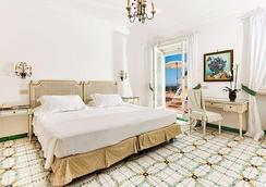 佛羅拉酒店 (卡普里) - 卡布利 - 卡普里 - 臥室