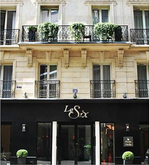 Hotel Le Six - Paris - Building