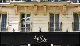 Hotel Le Six - Paris - Building