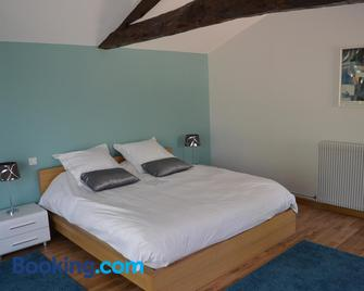 Le Bataclan - Champniers - Bedroom