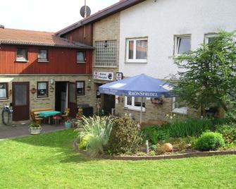 Pension Georgshof - Fulda - Edificio