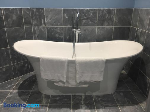 The Chapel Boutique Bed and Breakfast - Harrogate - Bathroom
