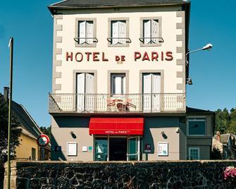 Hôtel de Paris - Murol - Будівля