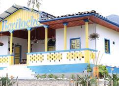 Hotel Bariloche - Santa Rosa de Cabal - Edifício