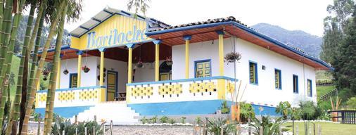 Hotel Bariloche - Santa Rosa de Cabal - Building