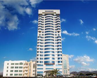 V Hotel Fujairah - Fudschaira - Gebäude
