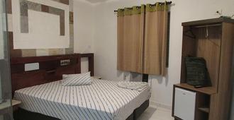 Hotel B Plaza - סאו פאולו - חדר שינה