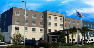 Holiday Inn Express & Suites Jacksonville W - I295 and I10 - Jacksonville - Building