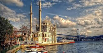 Akgun Istanbul Hotel - איסטנבול