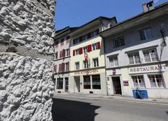 Roter Ochsen - Solothurn - Building