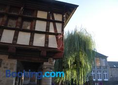 Cafe Hotel du Theatre - Dinan - Building