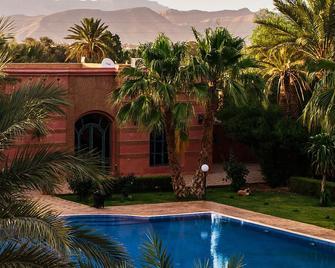 Hotel Le Riad - Errachidia - Pool