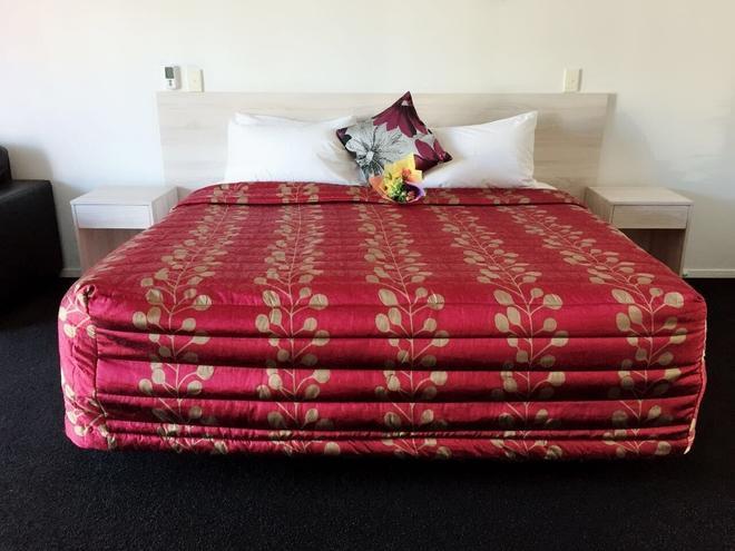 Rose Court Motel, Rotorua - Rotorua - Bedroom