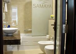 Samaya Hotel Deira - Dubai - Bad