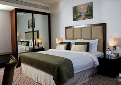 Samaya Hotel Deira - Dubai - Schlafzimmer