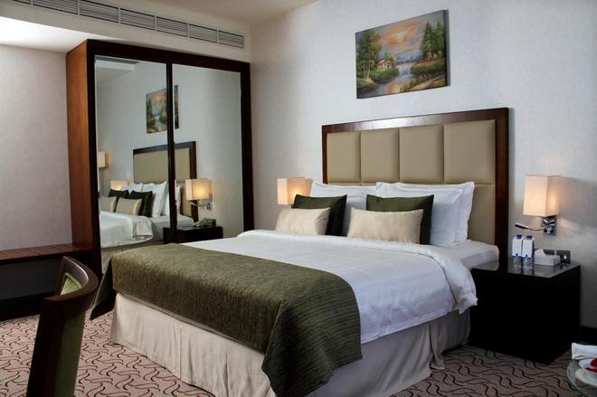 迪爾拉薩瑪雅酒店 - 杜拜 - 杜拜 - 臥室