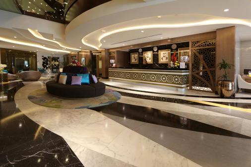 Samaya Hotel Deira - Dubai - Rezeption
