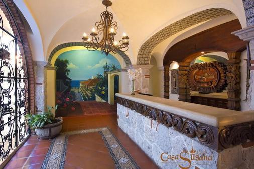 Casa Dona Susana - Puerto Vallarta - Ρεσεψιόν