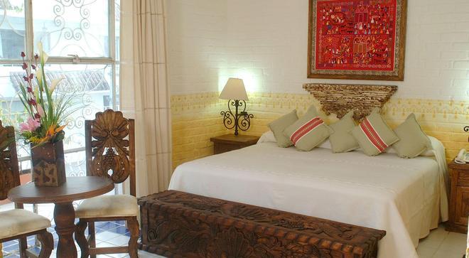 卡薩多納蘇珊娜飯店 - 巴亞爾塔港 - 臥室