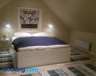 Ormåsen Loft - Hokksund - Bedroom