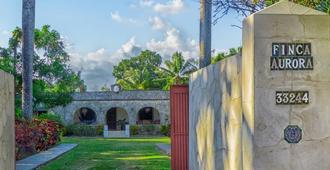 Hostal Finca Aurora - La Habana - Vista del exterior