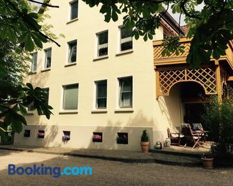 Gästehaus Hohenstein - Hessisch Oldendorf - Gebouw