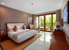 Vouk Hotel & Suites - South Kuta - Bedroom