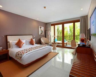 Vouk Hotel & Suites - South Kuta - Bedroom