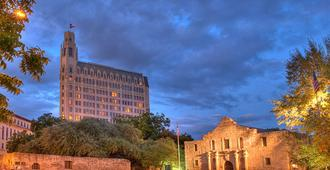 The Emily Morgan - a DoubleTree by Hilton - San Antonio - Rakennus
