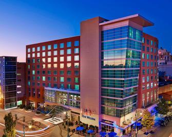 The Westin Memphis Beale Street - Memphis - Building