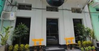 Little Yangon Hostel - Rangún - Edificio