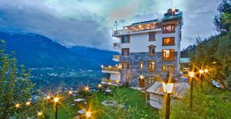 Vivaan The Sunrise Resort - Manali - Building