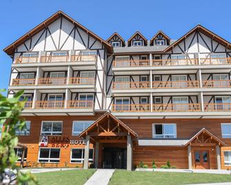Hotel Alles Berg - Nova Petrópolis - Building