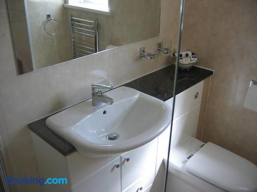 厄爾斯頓豪斯 B&B 酒店 - 佩恩頓 - 佩恩頓 - 浴室