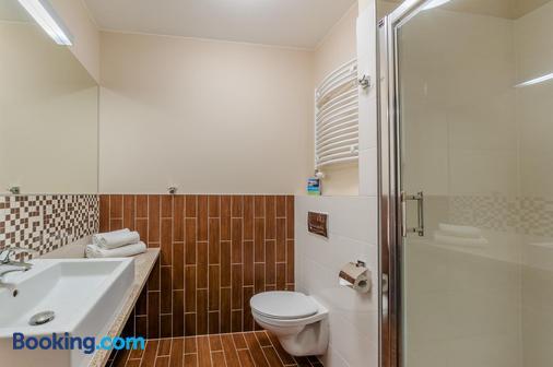 Mikolajki Resort Hotel & Spa - Mikołajki - Bathroom